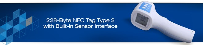 228 byte nfc tag type 2